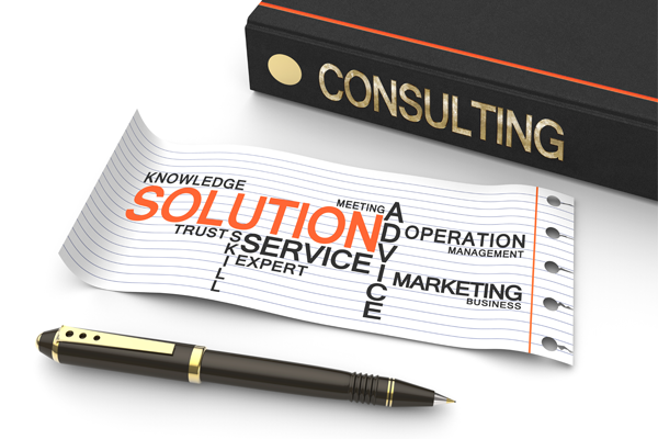 How does an IT consultation company help businesses?
