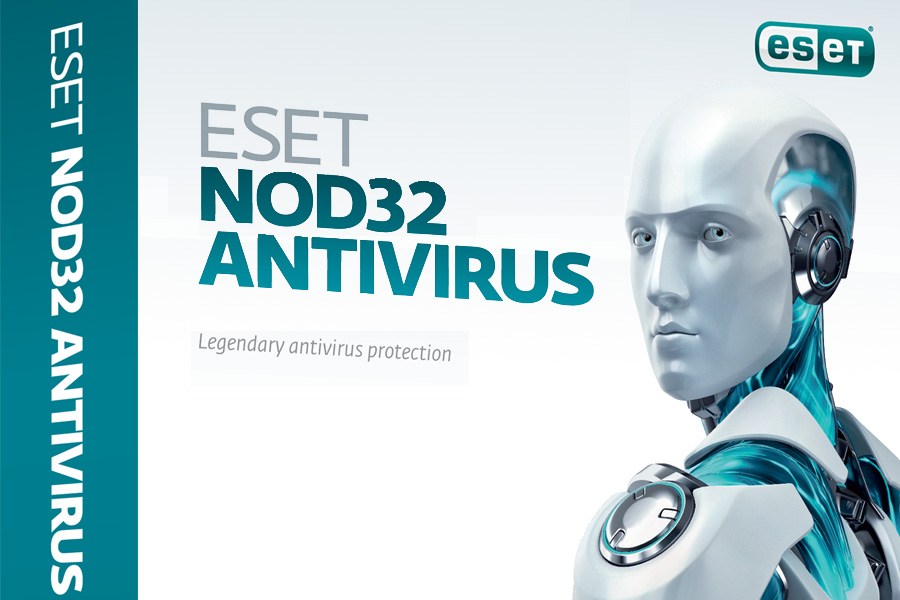 ESET NOD32 Antivirus protection