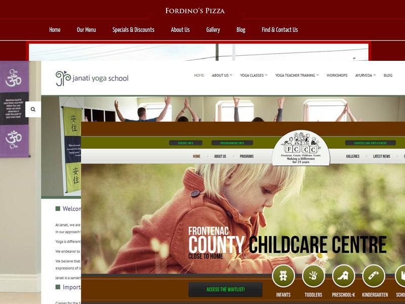 Response I.T. Kingston | Web Design