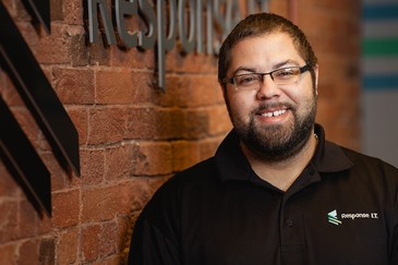 Brandon Robertson Lead Managed Services Technician at Response I.T.