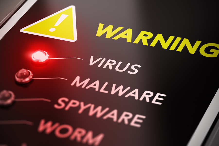 Virus Malware Spyware Worm removal and defense