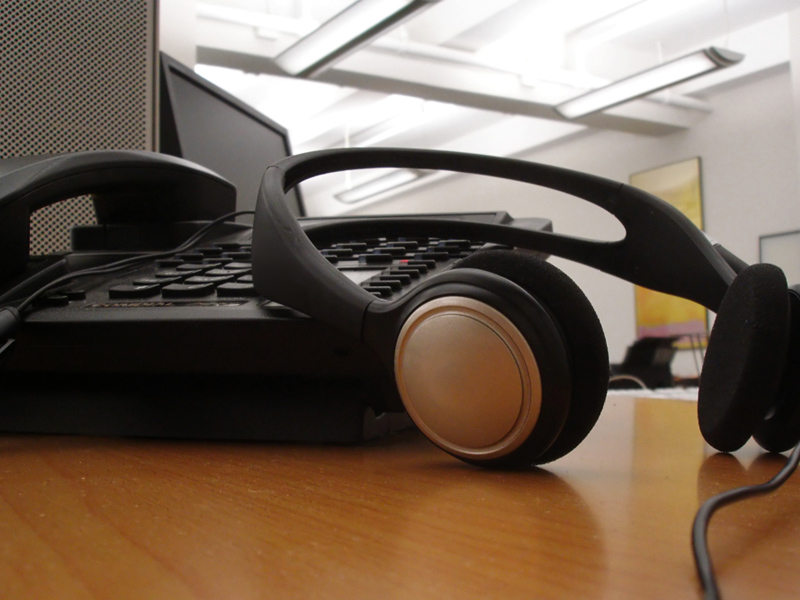 Voice Over Internet Protocall Installation (VOIP)