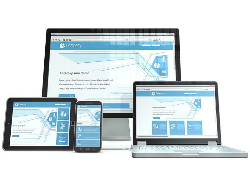 Responsive Web Design for Phone and Tablet