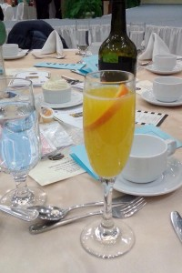 mimosa flower tradition womens day drink italo canadian club