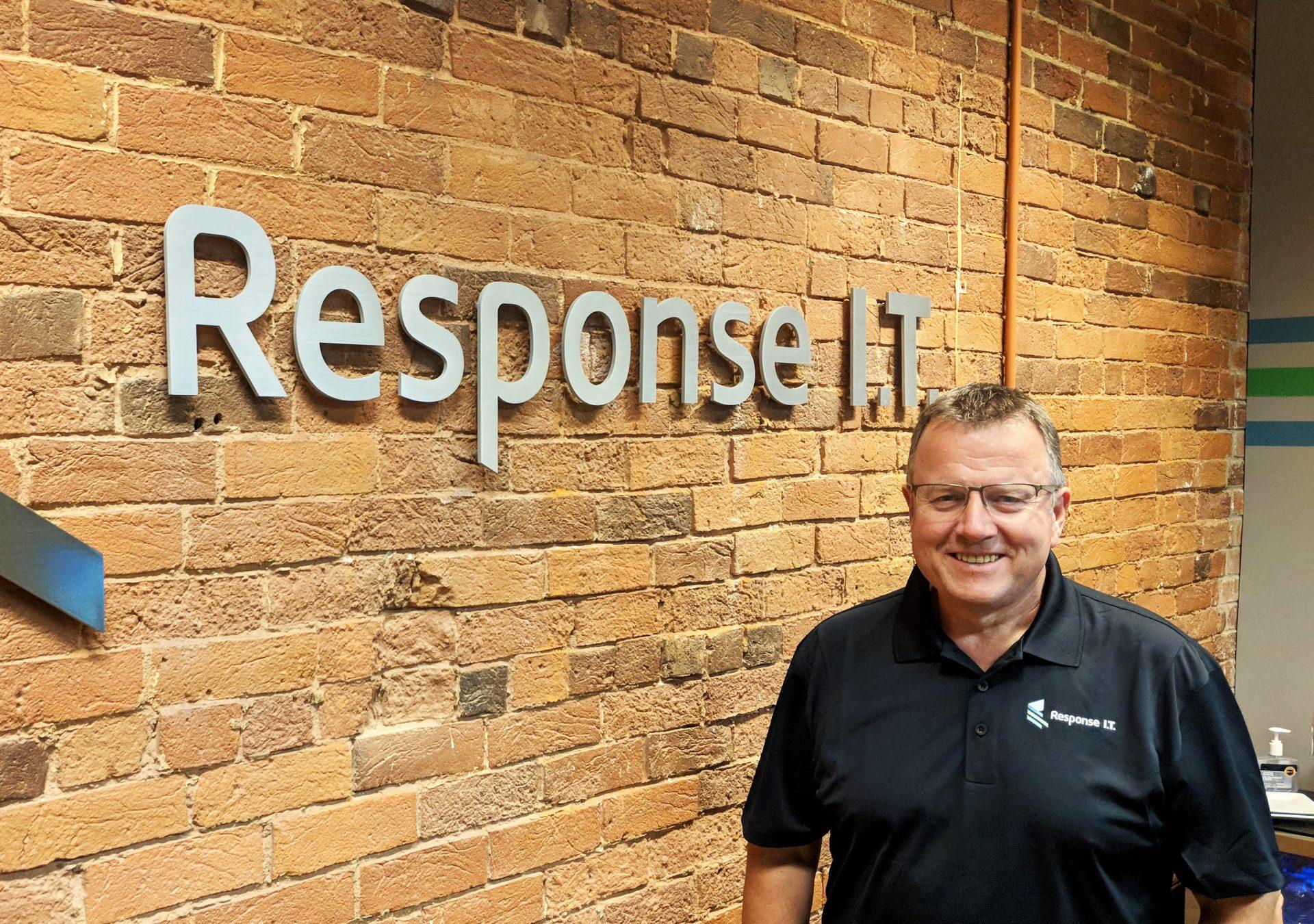Martin Sherris, Former CEO of Kingston Chamber of Commerce, Joins Response I.T.