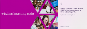 Ladies Learning Code | Response I.T.