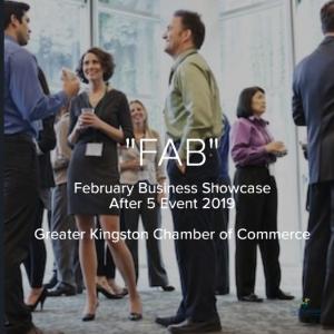 Chamber of Commerce FAB February Showcase