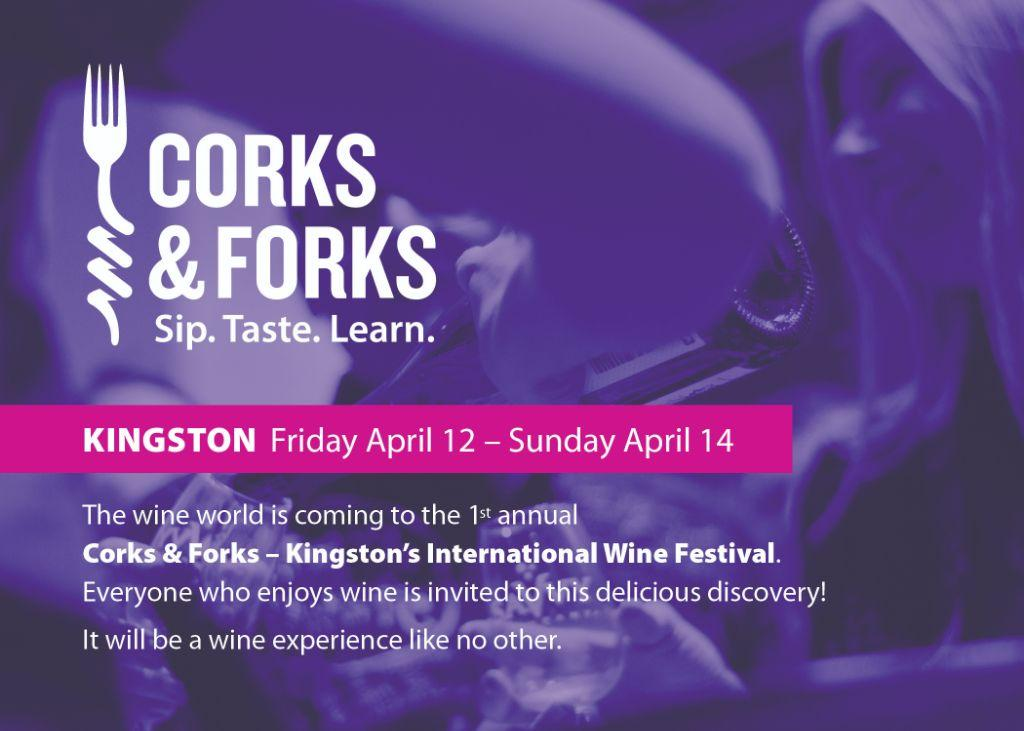 Corks & Forks Wine and Food Festival