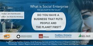 Opportunities for Social Enterprise