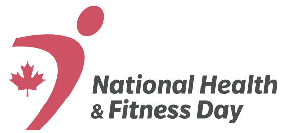 National Health and Fitness Day Logo