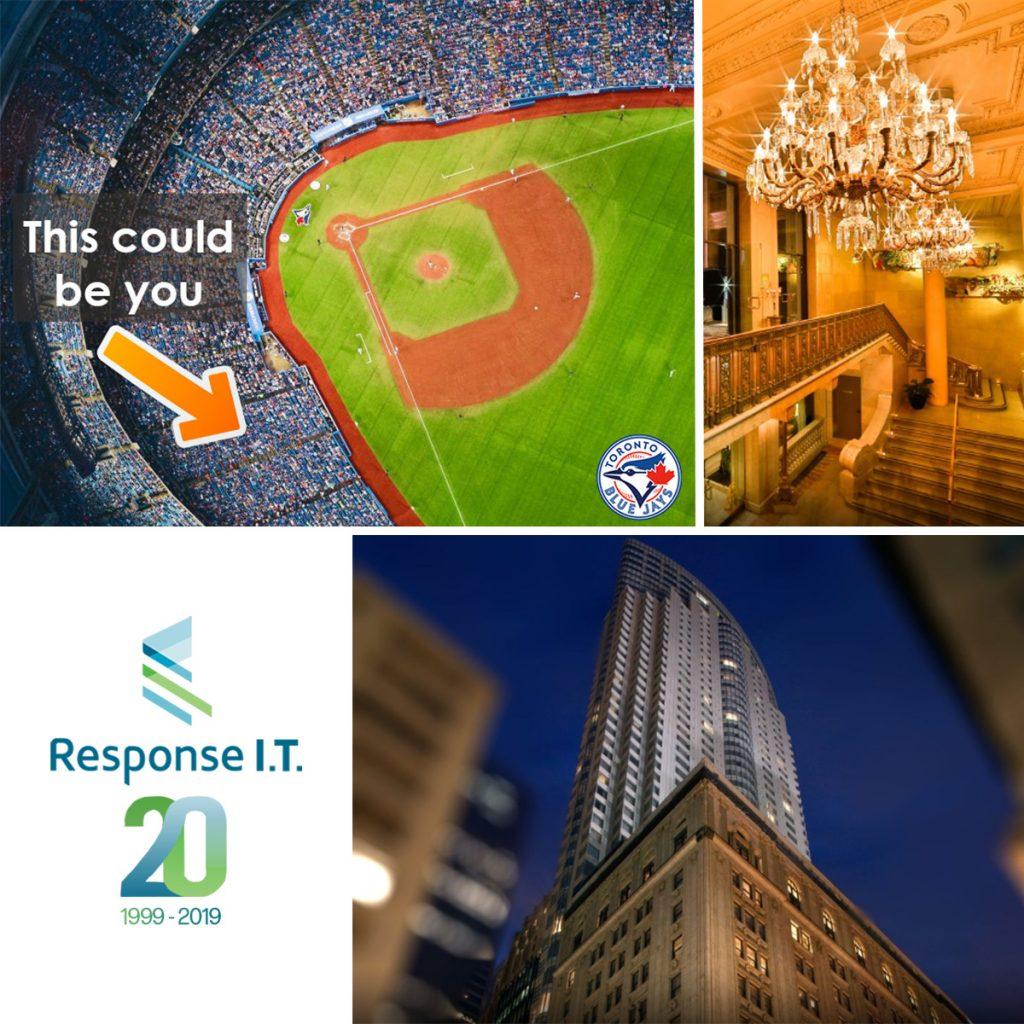 Response I.T. 20th Anniversary Contest