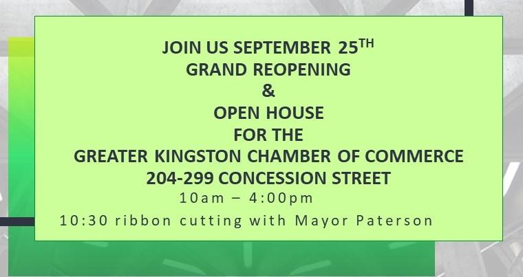 Chamber of Commerce Open House